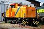 MaK 500045 - northrail 03.06.2009 - Moers, Vossloh Locomotives GmbH, Service-ZentrumRolf Alberts