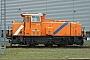 MaK 500045 - OHE 11.01.2013 - Uelzen, Betriebswerk OHEGerd Zerulla