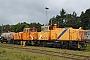 "MaK 500045 - northrail ""98 80 0266 003-9 D-NTS"" 15.09.2017 - Celle, Bahnhof Celle Nord (OHE)Carsten Niehoff"