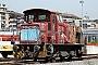 "MaK 500047 - Euro Ferroviaria ""T 8025"" 22.05.2009 - Roma-TiburtinaAxel Schaer"