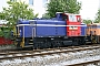 "MaK 500048 - On Rail ""OR 31"" 30.08.2004 - Hattingen, WLHGunnar Meisner"