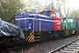 """MaK 500048 - On Rail """"OR 31"""" 17.11.2005 - Hattingen, WLHKarl Arne Richter"""