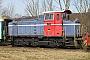"""MaK 500048 - On Rail """"OR 31"""" 28.02.2015 - HattingenDominik Eimers"""