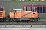 "MaK 500054 - northrail ""98 80 0263 007-3 D-NTS"" 27.09.2015 - Hamburg-Tiefstack, NorthrailHeinz Treber"