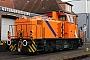 MaK 500057 - northrail 10.01.2009 - Kiel-WikTomke Scheel