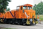MaK 500057 - northrail 30.05.2012 - Hamburg-TiefstackStefan Haase
