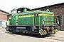 """MaK 500059 - Sachtleben """"104"""" 19.08.2005 - Moers, Vossloh Locomotives GmbH, Service-ZentrumPatrick Paulsen"""