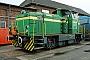 MaK 500067 - Holdtrade 09.02.2007 - Moers, Vossloh Locomotives GmbH, Service-ZentrumMarkus Rüther