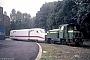 """MaK 500067 - Häfen Essen """"3"""" 04.09.1989 - Essen, Werksgelände Krupp, HelenenstraßeMartin Welzel"""