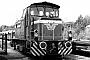 "MaK 500068 - EVB ""283"" 06.08.1993 - Zeven, Bahnhof SüdKlaus Görs"