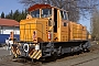 "MaK 500075 - SWK ""6"" 31.03.2003 - Moers, Vossloh Locomotives GmbH, Service-ZentrumHartmut Kolbe"