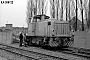 "MaK 500075 - KEG ""6"" 23.02.1978 - Krefeld-NordSprich (Archiv ILA Barths)"