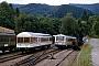"""MaK 504 - SWEG """"VB 85"""" 06.09.1994 Ottenhöfen,Bahnhof [D] Malte Werning"""