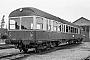 """MaK 505 - KSch """"VT 80"""" 07.07.1969 - Schönberg, BahnbetriebswerkHelmut Philipp"""