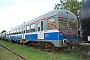 "MaK 509 - PEG ""VT 21"" 09.09.2007 - Meyenburg (Prignitz), BahnhofVolker Block"