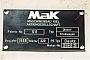 """MaK 511 - AVL """"0518"""" __.04.2000 - -Rainer Hoops"""