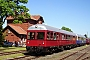 "MaK 511 - AVL ""GDT 0518"" 10.05.2008 Obernkichen,Bahnhof [D] Thomas Wohlfarth"