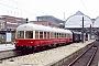 """MaK 513 - Vossloh """"VT 20"""" 03.07.2004 - Kiel, HauptbahnhofGunnar Meisner"""