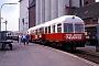 """MaK 518 - NVAG """"T 3"""" 02.07.1991 Niebüll,Kleinbahnhof [D] Malte Werning"""