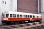 "MaK 518 - NVAG ""T 3"" 15.09.1990 - Niebüll, NVAG-BahnhofTomke Scheel"