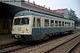 """MaK 519 - DB """"627 001-1"""" 29.07.1983 Immenstadt,Bahnhof [D] Norbert Schmitz"""