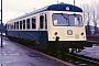 """MaK 521 - DB """"627 006-0"""" 20.11.1985 Freudenstadt [D] Ernst Lauer"""