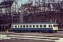"""MaK 522 - DB """"627 007-8"""" 15.02.1983 - Marburg (Lahn), BahnhofJulius Kaiser"""