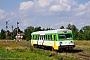 """MaK 523 - KM """"VT 627-008"""" 23.08.2012 - SierpcFranz Reich"""