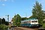 "MaK 524 - DB Regio ""627 101-9"" 25.06.2004 - Bad WaldseeFranz Reich"