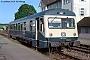 """MaK 524 - DB """"627 101-9"""" 14.07.1993 - Kißlegg, BahnhofNorbert Schmitz"""