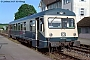"MaK 524 - DB ""627 101-9"" 14.07.1993 Kißlegg,Bahnhof [D] Norbert Schmitz"