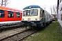 """MaK 524 - DB Regio """"627 101-9"""" 19.03.2005 - Karlsruhe, BahnbetriebswerkRalf Lauer"""