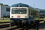 "MaK 524 - DB Regio ""627 101-9"" 25.07.2003 - Kempten (Allgäu), BahnbetriebswerkDietrich Bothe"