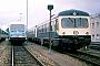 "MaK 525 - DB ""627 102-7"" 02.07.1989 Kempten(Allgäu),Bahnbetriebswerk [D] Malte Werning"