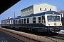 """MaK 525 - DB """"627 102-7"""" 10.04.1991 - Buchloe, BahnhofArchiv Ingmar Weidig"""