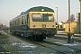 """MaK 528 - DB """"627 105-0"""" 10.12.1989 - Buchloe, BahnbetriebswerkArchiv Ingmar Weidig"""