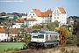 "MaK 528 - DB ""627 105-0"" 15.10.1993 beiScheer(Donau) [D] Stefan Motz"