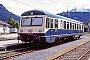 """MaK 528 - DB Regio """"627 105-0"""" 07.08.1999 - Reutte (Tirol), BahnhofHeinrich Hölscher"""