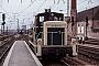 "MaK 600001 - DB ""261 003-8"" 06.04.1982 - Augsburg, HauptbahnhofJulius Kaiser"