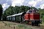 """MaK 600004 - ODF """"V 65 001"""" 12.08.2001 - Nordhorn-BrandlechtLudger Kenning"""