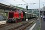 """MaK 600004 - ODF """"V 65 001"""" 12.09.2015 - Marburg (Lahn), BahnhofJulius Kaiser"""