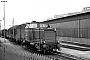 """MaK 600007 - DB """"265 004-2"""" 09.04.1978 - Hamburg-Harburg, AusbesserungswerkMichael Hafenrichter"""