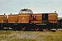 "MaK 600011 - DB ""265 008-3"" 11.04.1980 - Bremen, AusbesserungswerkThomas Beller"