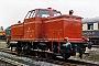 """MaK 600014 - DGEG """"V 65 011"""" 07.09.1986 - Herne-Crange, Wanne-Westhafen Malte Werning"""
