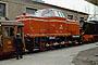 "MaK 600014 - DB ""V 65 011"" 11.04.1980 - Bremen, AusbesserungswerkThomas Beller"