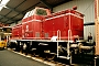 "MaK 600014 - DGEG ""V 65 011"" 30.04.2007 - Bochum-Dahlhausen, EisenbahnmuseumJulius Kaiser"