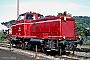 """MaK 600014 - DB """"265 011-7"""" 13.10.1985 - Bochum-Dahlhausen, EisenbahnmuseumWerner Wölke"""