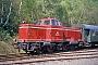 "MaK 600014 - DGEG ""V 65 011"" 24.04.1988 - Bochum-Dahlhausen, EisenbahnmuseumMartin Welzel"