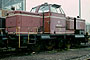 "MaK 600015 - DB ""265 012-5"" 08.08.1979 - Bremen, AusbesserungswerkThomas Beller"