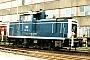 """MaK 600020 - DB AG """"360 180-4"""" 26.03.1994 - Chemnitz, AusbesserungswerkManfred Uy"""
